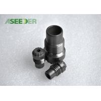 Custom Made Oil Drilling Bit Nozzle , Durable Rugged Head Thread Nozzle Manufactures