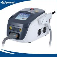 China Portable Tattoo Removal Machine With 1064nm / 532nm 800W , Laser Eyebrow Tattoo Removal on sale