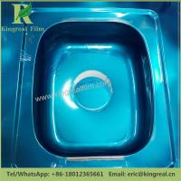 Custom Color Deep Drawing PE Temporary Protective Film Anti Scratch Protective Film for Stainless Steel Manufactures