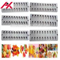 Advanced Technology Bear gummy candy starch moulding line Manufactures