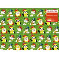 Christmas Gift Wrapping Paper Rolls For Decorative Packing Customized Printing Manufactures