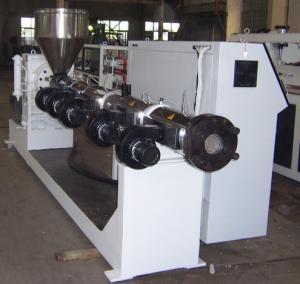 China High Pressure Plastic Extrusion Equipment Acrylic PMMA Plastic Processing on sale