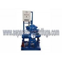 3 Phase Centrifugal Oil Water Separator Automatic Centrfiugal with Skid Manufactures
