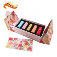 Paperboard Lipstick Skin Care Box Packaging , Eco Friendly Cosmetic Packaging Manufactures