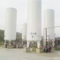 20m3 Cryogenic industrial CO2 storage tank Liquid CO2 tank price with 10m3 Manufactures
