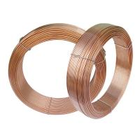 Best selling AWS A5.23 low alloy steel EM12K H08A Submerged arc welding wires Manufactures