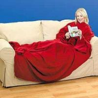 TV Snuggie Blanket with Sleeves Manufactures