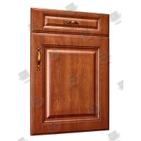 Finished Surface Wooden Moulded Doors With Customized Frame Thickness 20mm Manufactures