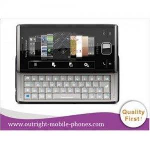 Sony Ericsson XPERIA X2 - Elegant black (Unlocked) Smartphone