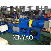 PET Waste Plastic Recycling Line / waste plastic recycling pelletizing machine Manufactures