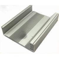 High - Tech Aluminum Heatsink Extrusion Profiles For Heating / Melting Furnace Manufactures