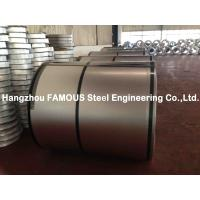 ASTM Corrugated Steel Sheet Galvanized Steel Coil For Warehouse Manufactures