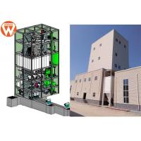 CE Standard Animal Feed Production Line For Poultry Animal Livestock Feed Manufactures