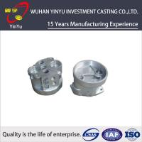China Alloy Steel Lost Wax Investment Castings Precision Cnc Machined Parts 1g-10kg Weight on sale