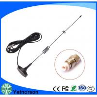 Quality LTE 4G antenna GSM 3M cable SMA male Magnetic base Wireless WLAN Signal Booster for sale