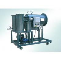 Energy Saving Heavy Fuel Oil Purifier Machine For Light Oil , Diesel Oil Manufactures