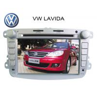 Car Radio MP3 DVD GPS Player with Analog TV Tuner, IPOD , RDS,Dual Zone for VW LAVIDA Manufactures