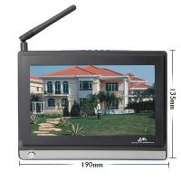 China Professional Surveillance Digital Wireless Camera Security Systems For Family on sale