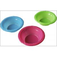 plastic moulded disposable picnic bowl Manufactures