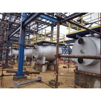 High Efficient Plate And Shell Heat Exchanger For Oil & Gas / Refinery Manufactures
