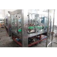 Auto Piston Sauce Filling Machine Edible Oil And Honey Can Bottling Manufactures