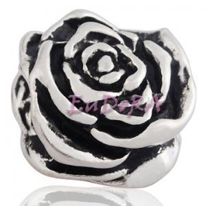Hot Fashion European Beads-Rose Manufactures
