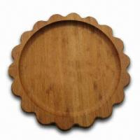 Wooden Tray, Customized Designs, Sizes, and Shapes are Accepted Manufactures