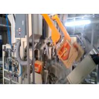 Full Automated Valve Bag Filling And Packaging Machine Pneumatic Type 5-8 bags/min Manufactures