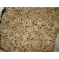 China Natural Yellow Dehydrated Ginger Root Whole Part With Fresh Materials on sale