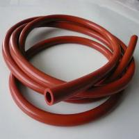 China Flexible Heat Resistant Silicone Tubing , High Temp Silicone Tubing on sale