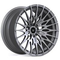 China Custom Gun Metal 20inch 1-PC Forged Alloy Rims For Ford Mustang Tunning Wheels Rims on sale