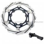 Oversize Motorcycle Braking Brake Rotors Adaptor 270mm For Motocross Parts Manufactures