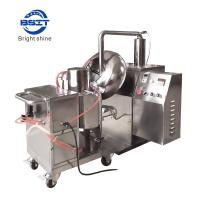 Byc-400A Sugar Coating Machine for Tablet with liquid supply device Manufactures