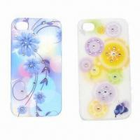 Patterns, Suitable for Mobile Phones and iPhone, with Diamond Case, Available in Various Styles Manufactures