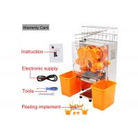 Large Automatic Orange Juicer Machine Industrial Pomegranate For Shop Manufactures