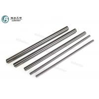 YL10.2 Polished Cemented Carbide Rods , Solid Carbide Rod For Making Cutting Tools Manufactures
