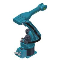 Standard Modern Automatic Robotic Arm , Ground Mounted Mini Robot Arm Manufactures