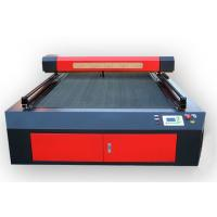 China 120 Watt Wood Laser Cutting Machine , Laser Cutting Bed For Leather / Acrylic on sale