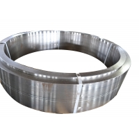Pressure Vessel Machining 250cm 1.4301 Forged Steel Rings Manufactures