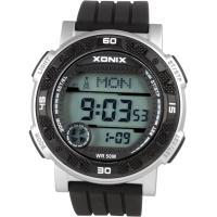 Sporty Digital Radio Controlled Watch Men With 100M Water Resistant Manufactures