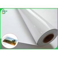 3 inch of core satin and high glossy RC photo paper for pigment  ink Manufactures
