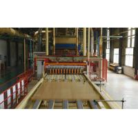 China Rice Straw Particle Board Production Line Raw Material Pine / Poplar on sale