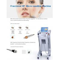 Multifunctional medical grade machine fractional micro needle therapy system microneedling Manufactures
