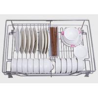 Base Cabinet Kitchen Pull Out Basket Stainless Steel Material For Kitchen Tool Storage Manufactures