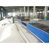 High Strenth Roof Tile Making Machine for 3 mm - 6 mm Thickness 6 m Max Length Manufactures