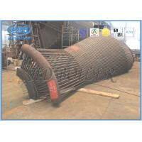 Buy cheap Horizontal Fabric Dust Collector Industrial Cyclone Separator For Boiler System from wholesalers