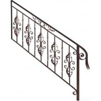 China Wrought Iron Staircase Ht-9t010 on sale