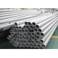China Astm Sanitary Steel Seamless Pipes , Welding Round SS 304 Tubing on sale