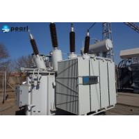 High Over-Load HV Oil Immersed Transformer OLTC IEC standard FVC Anticorrosive Paint Manufactures