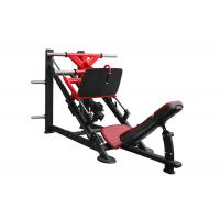 Heavy Duty Hammer Strength Plate Loaded Equipment , 45 Degree Leg Press Machine Manufactures
